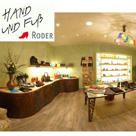 Hand und Fuß Roder