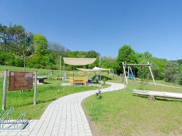 Spielplatz in Obertrubach