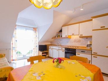 Fewo 1 Wohnküche