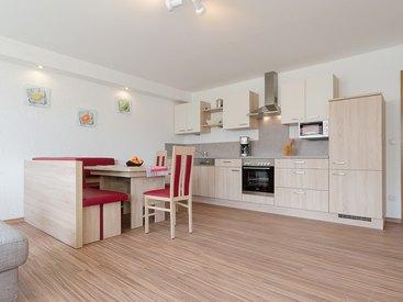 Die moderne Wohnküche
