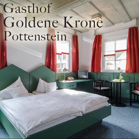 Gasthof Goldene Krone mit Gästehaus Reussenmühle