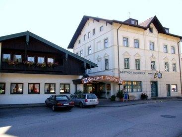 Der Gasthof Hochries in Frasdorf