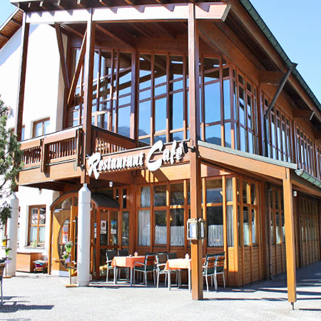 Restaurant-Cafe im Fiskina