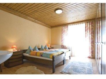 Schlafzimmer der Ferienwohnung Krauß