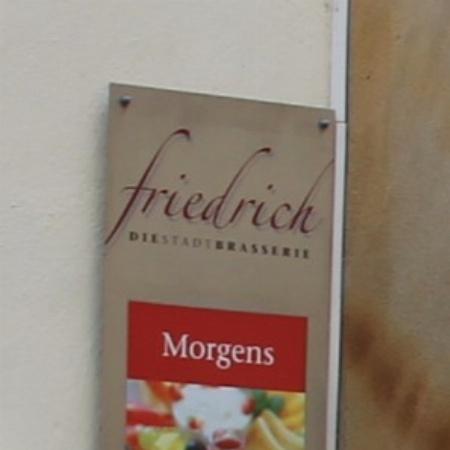 Stadtbrasserie Friedrich