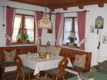 Frühstück im Demelhof in Bernau