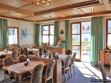 unser gemütliches Restaurant-Cafe Grundbachstuben