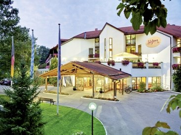 Willkommen im Hotel St. Georg in Bad Aibling