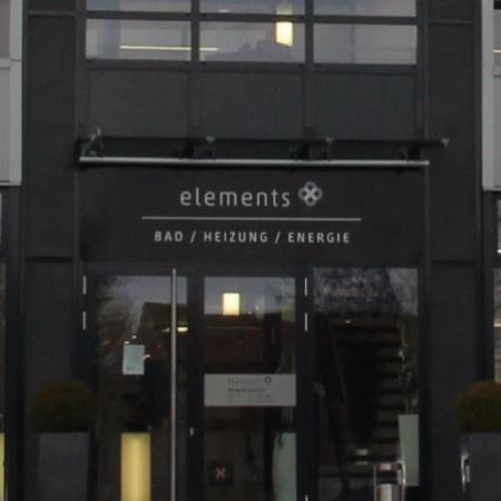 Hassmann Haustechnik – Ausstellung Elements