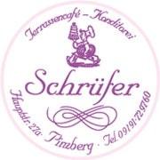 Logo Terrassencafé - Konditorei Schrüfer GmbH