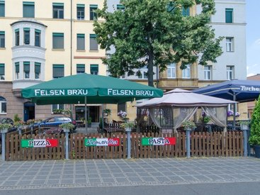 Biergarten - Pizzeria Romantica