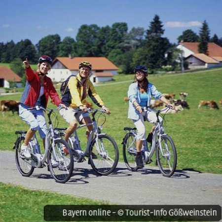e-Bike Erlebnisse in der Fränkischen Schweiz