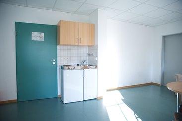 Küchenzeile Appartement (teilweise)