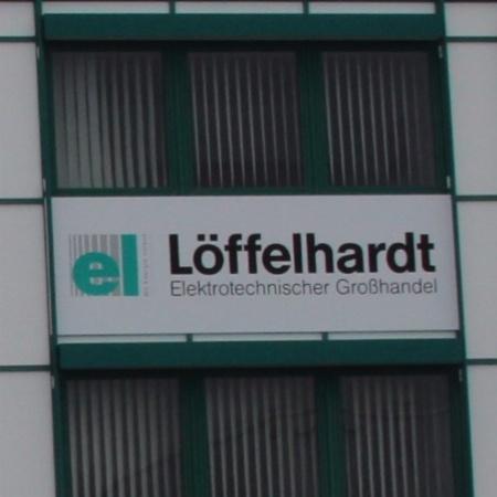 Emil Löffelhardt Elektronischer Großhandel Filiale Bayreuth