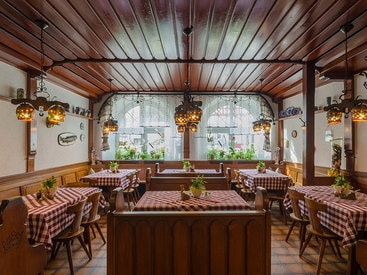 Fränkische Gasträume