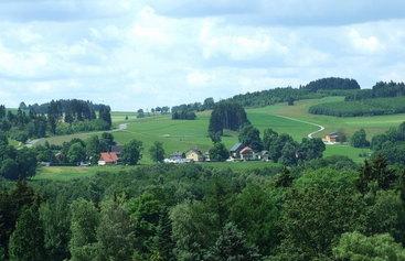 Bad Steben Ortsteil Obersteben
