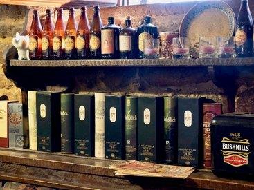 Unser gemütlich eingerichteter Irish Pub
