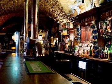 Wählen Sie aus der großen Getränke-Auswahl in unserem Irish Pub