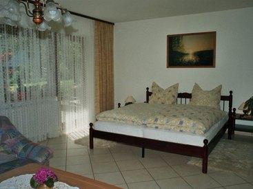 Schlafzimmer Erdgeschoss