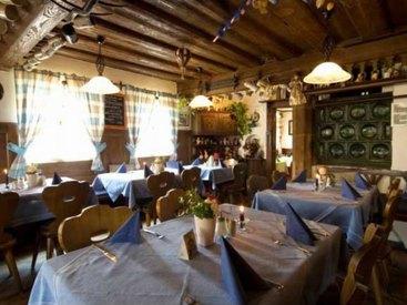 Gutes fränkisches Essen im Restaurant Lutzgarten in Nürnberg