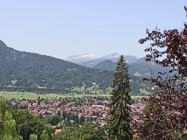 Herrlicher Blick über Oberstdorf - im Sommer...