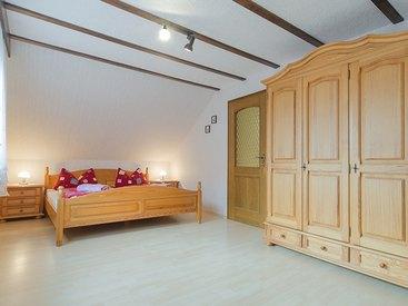 Ferienwohnung Wickles Schlafzimmer