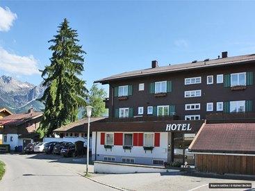 Panorama-Hotel Kaserer Fischen-Berg im Oberallgäu