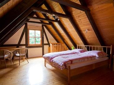 Drei Zinnen Schlafzimmer