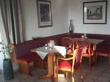 unsere neu renovierter Caferaum