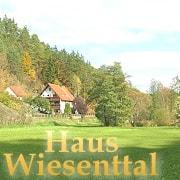 Logo Ferienwohnungen Haus Wiesenttal
