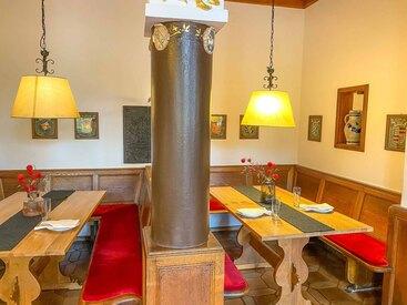 Hotel Restaurant Walfisch in Würzburg Restaurant