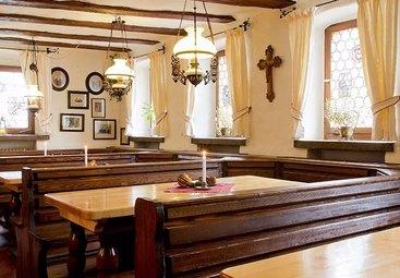 Flair-Hotel Zum Benediktiner - Unsere Gasstube