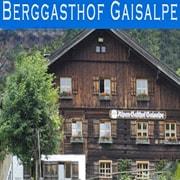 Logo Berggasthof Gaisalpe