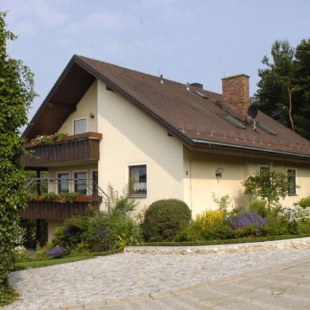 Ferienwohnungen Knoll - Haus Lohberg