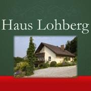 Logo Ferienwohnungen Knoll - Haus Lohberg