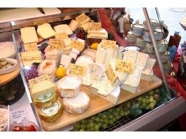 Wechselnde fränkische Käseleckereien