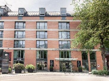 DERAG Hotel Prinzessin Elisabeth Aussenansicht