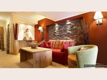 Suite im Wellness Hotel Sommer (Wohnraum)