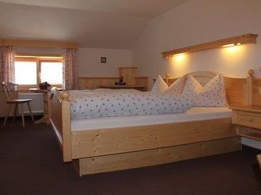 Zimmer zum Wohlfühlen im Berggasthof Falkenhütte
