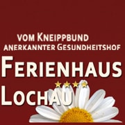 Logo Ferienhof Lochau Wohlfühlhof und Erlebnisbauernhof