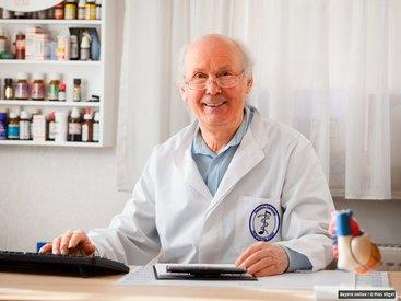 Erfinder der Tontherapie Primusona G2000