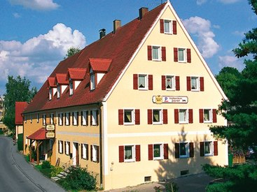 Landgasthaus Jägerhof in Absberg