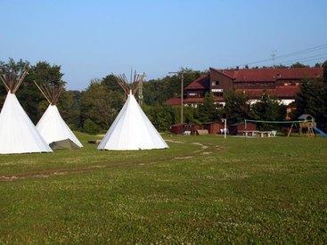 Campingplatz Betzenstein - Zeltwiese