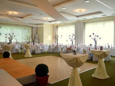 Hochzeiten im Stempferhof