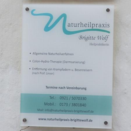Naturheilpraxis Brigitte Wolf