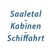 Logo Die Saaletal-Kabinen-Schifffahrt
