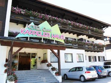 Willkommen im Hotel garni Kappeler-Haus