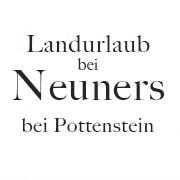 Logo Landurlaub bei Neuners