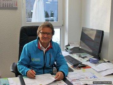 Geschäftsführer Hanspeter Fastner
