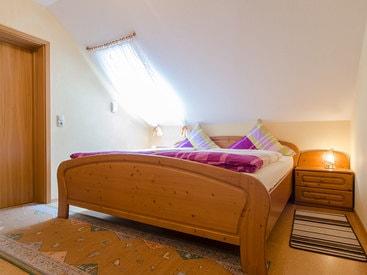 Schlafzimmer 2 Fewo 1